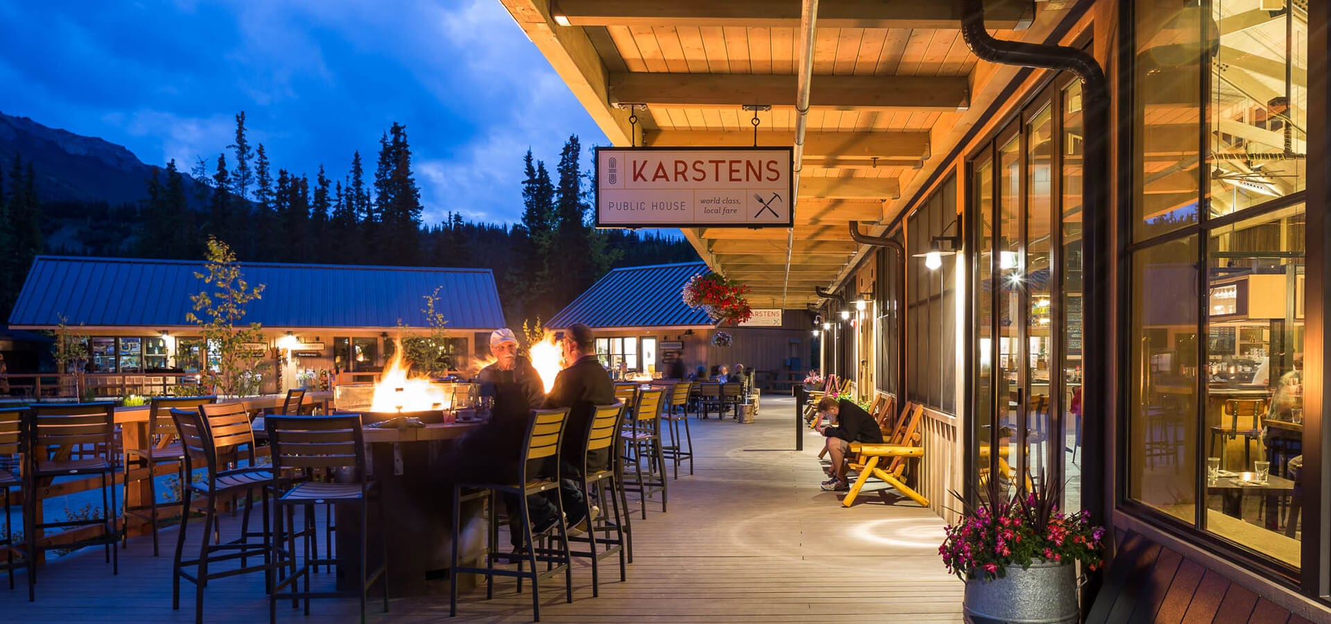 Karsten's in Alaska