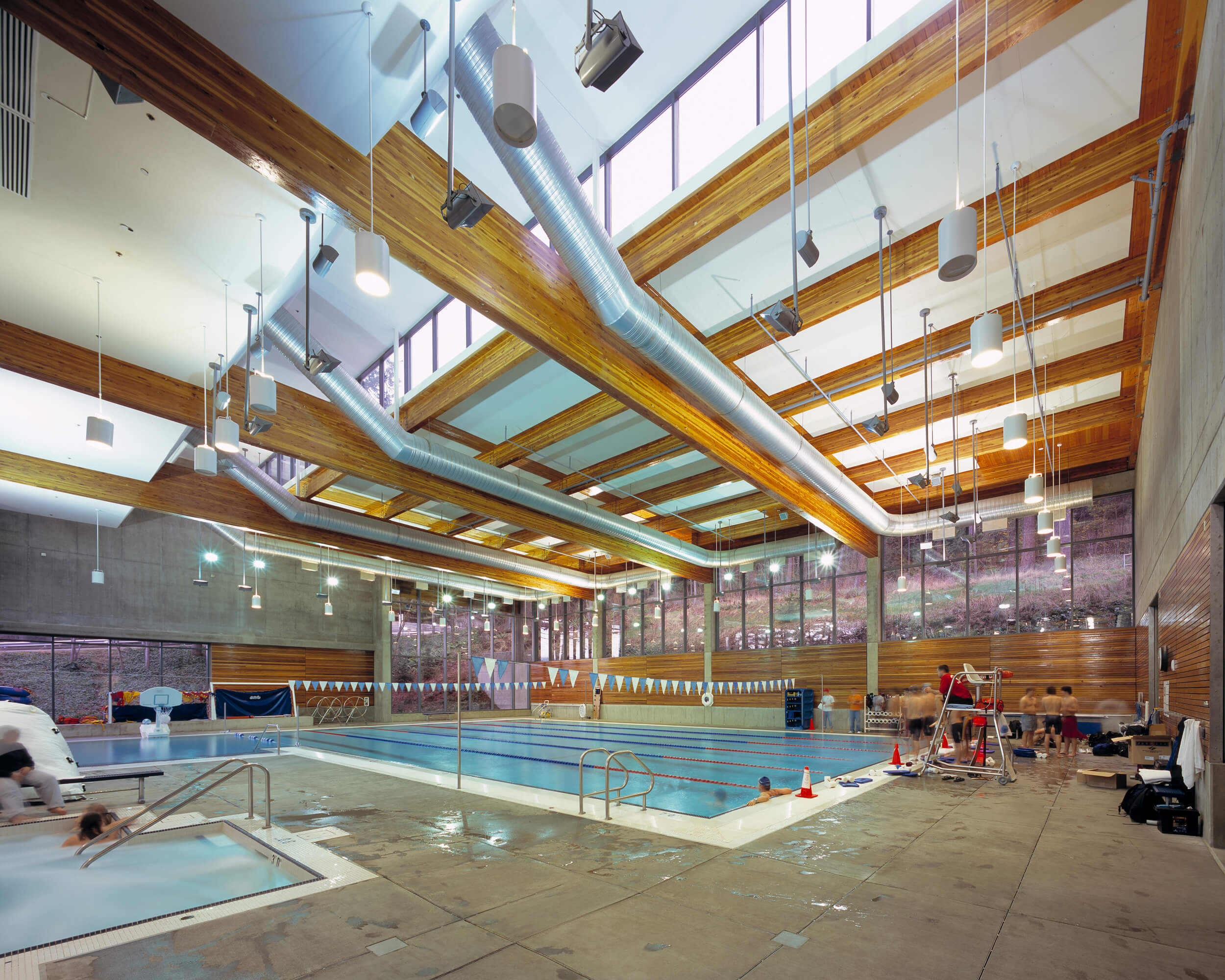 Expand WWU Wade King Recreation Center Swimming Pool