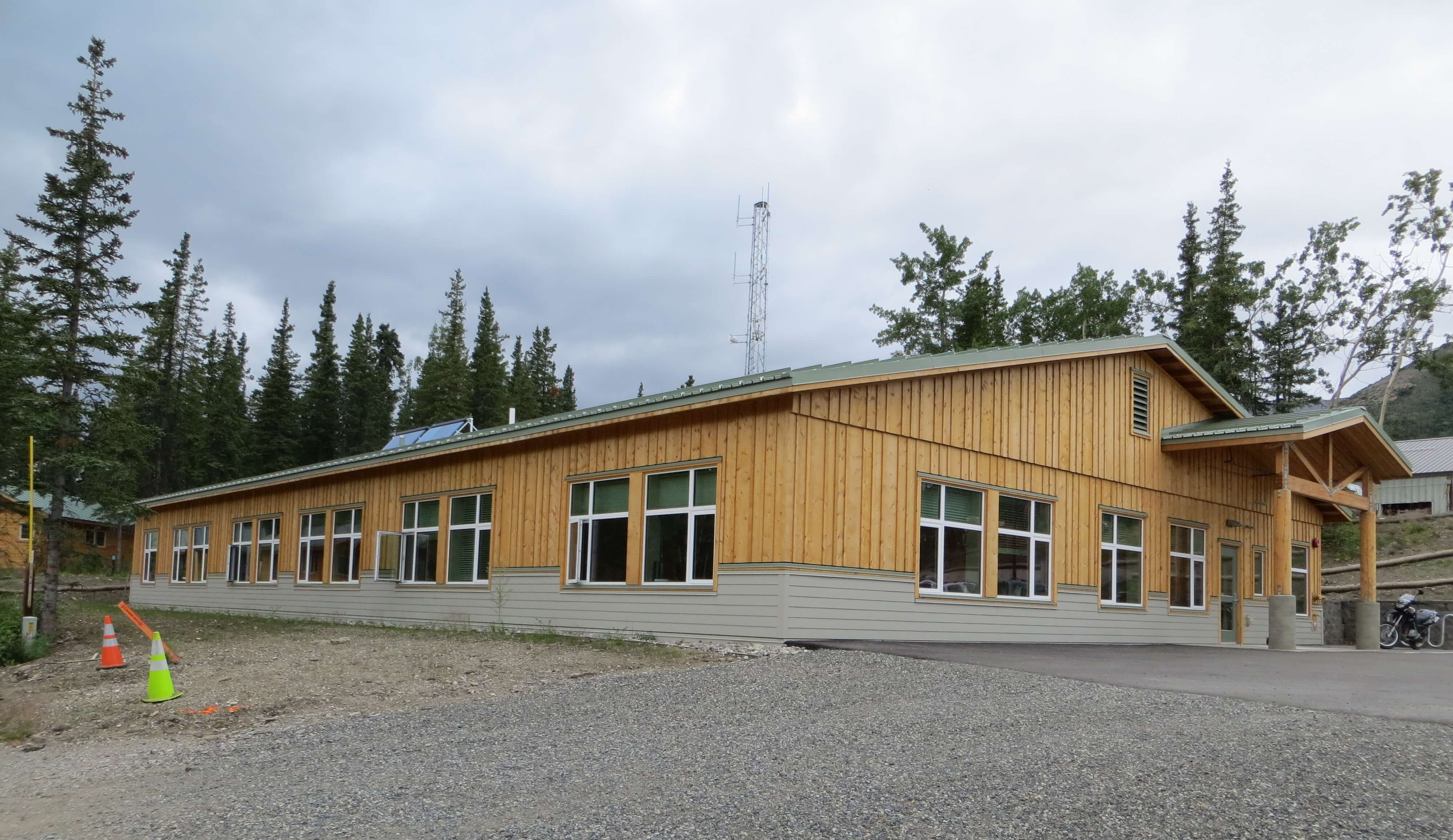 Expand Denali C Camp Exterior