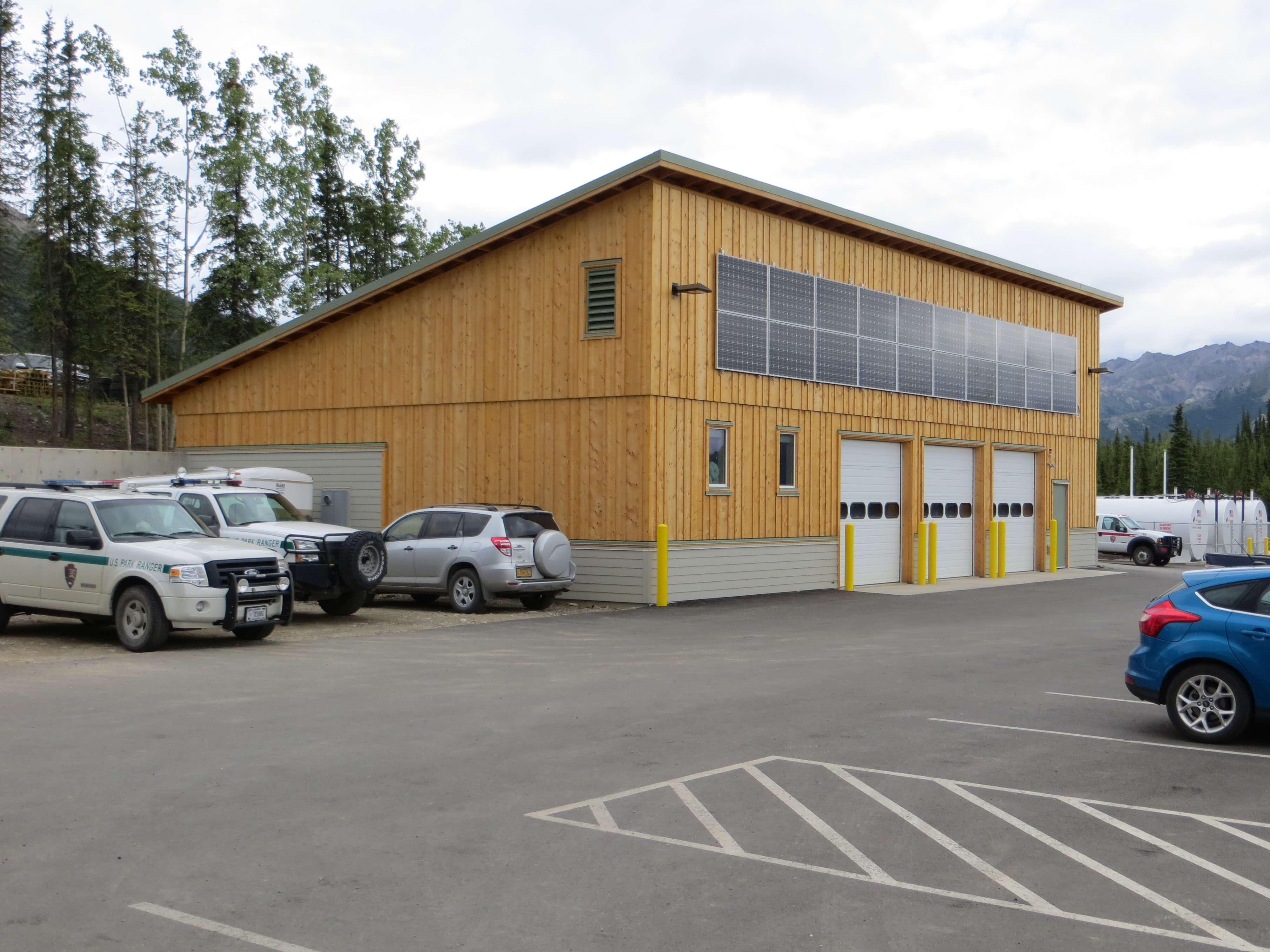 Expand Denali C Camp Garage