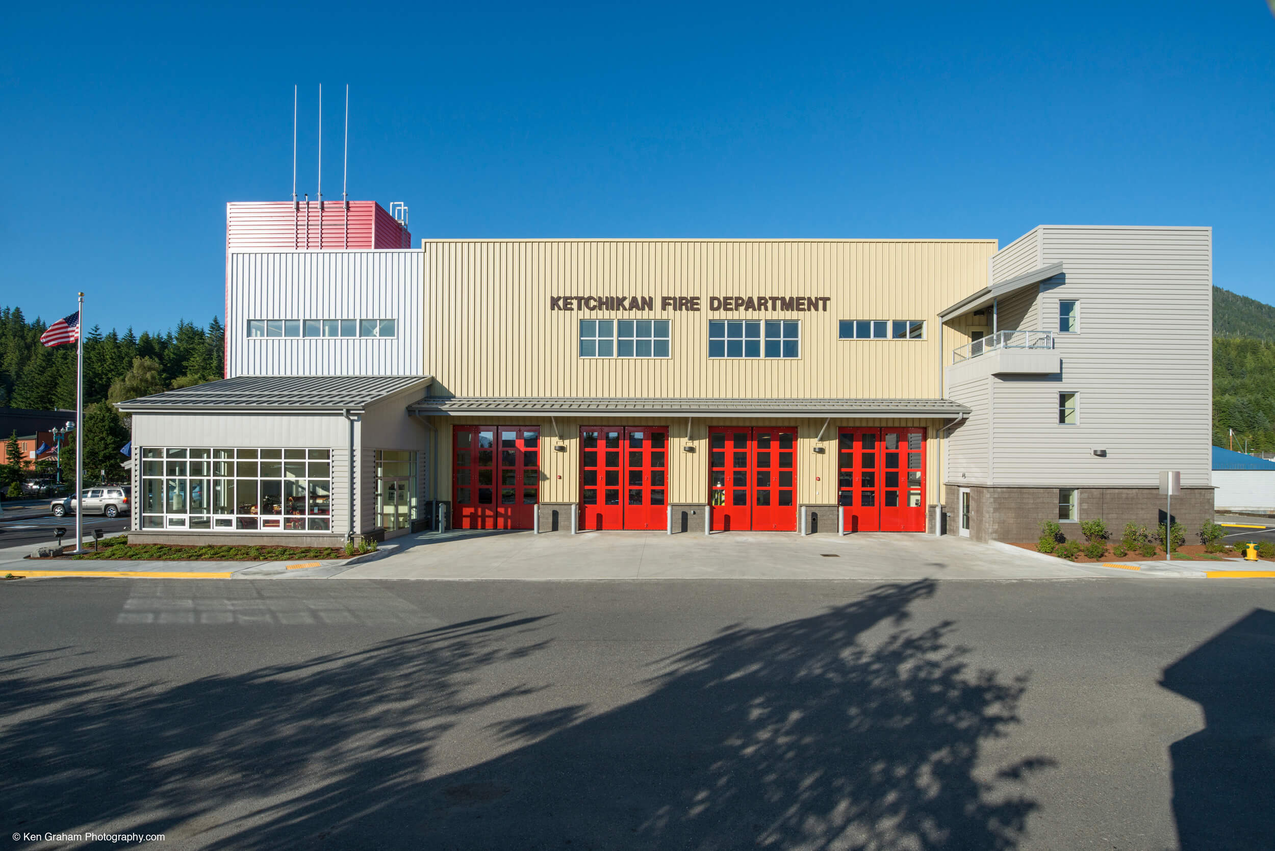 Expand Ketchikan Fire Station No 1