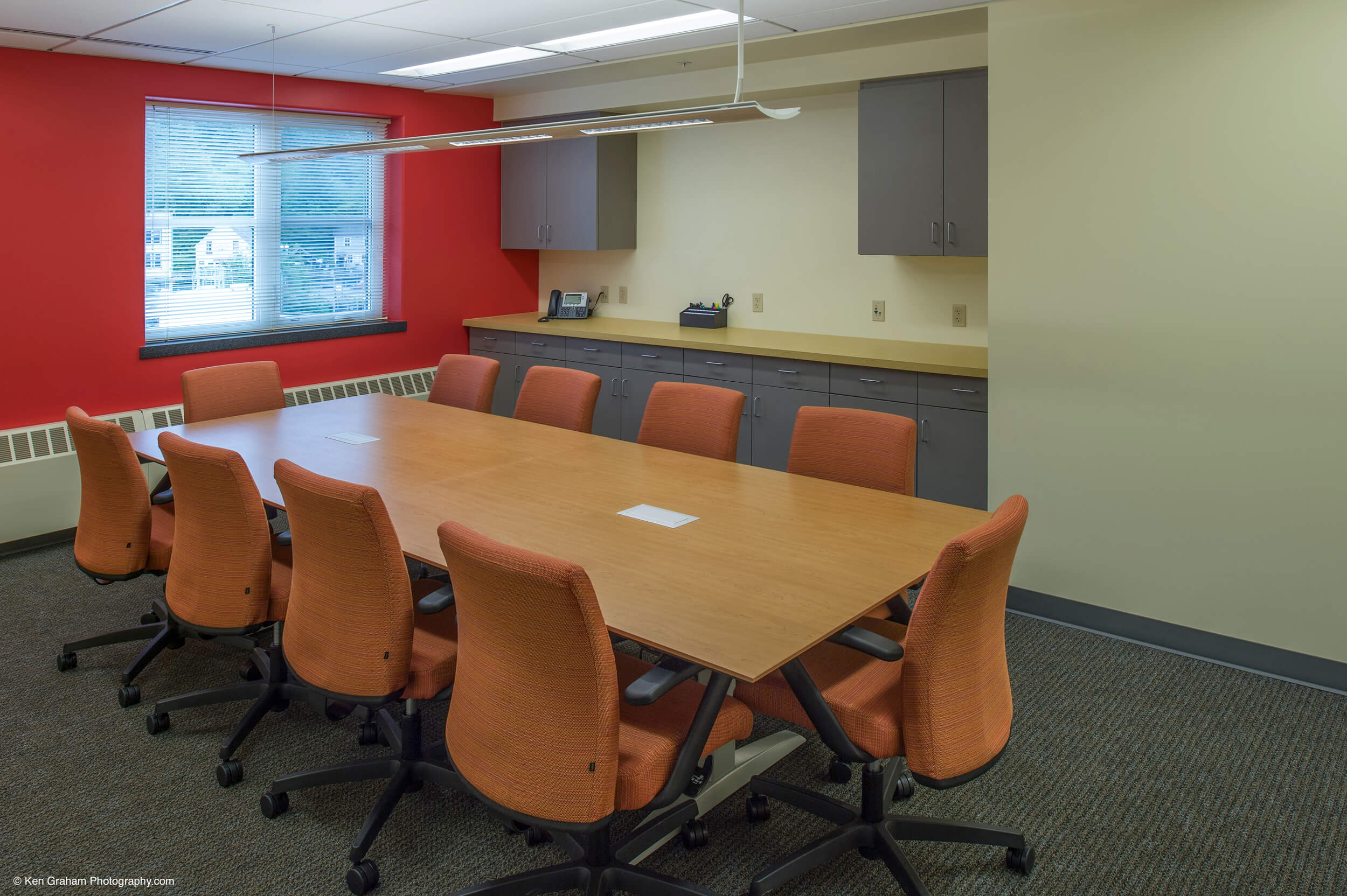 Expand Ketchikan Fire Station No 1 Conference Room