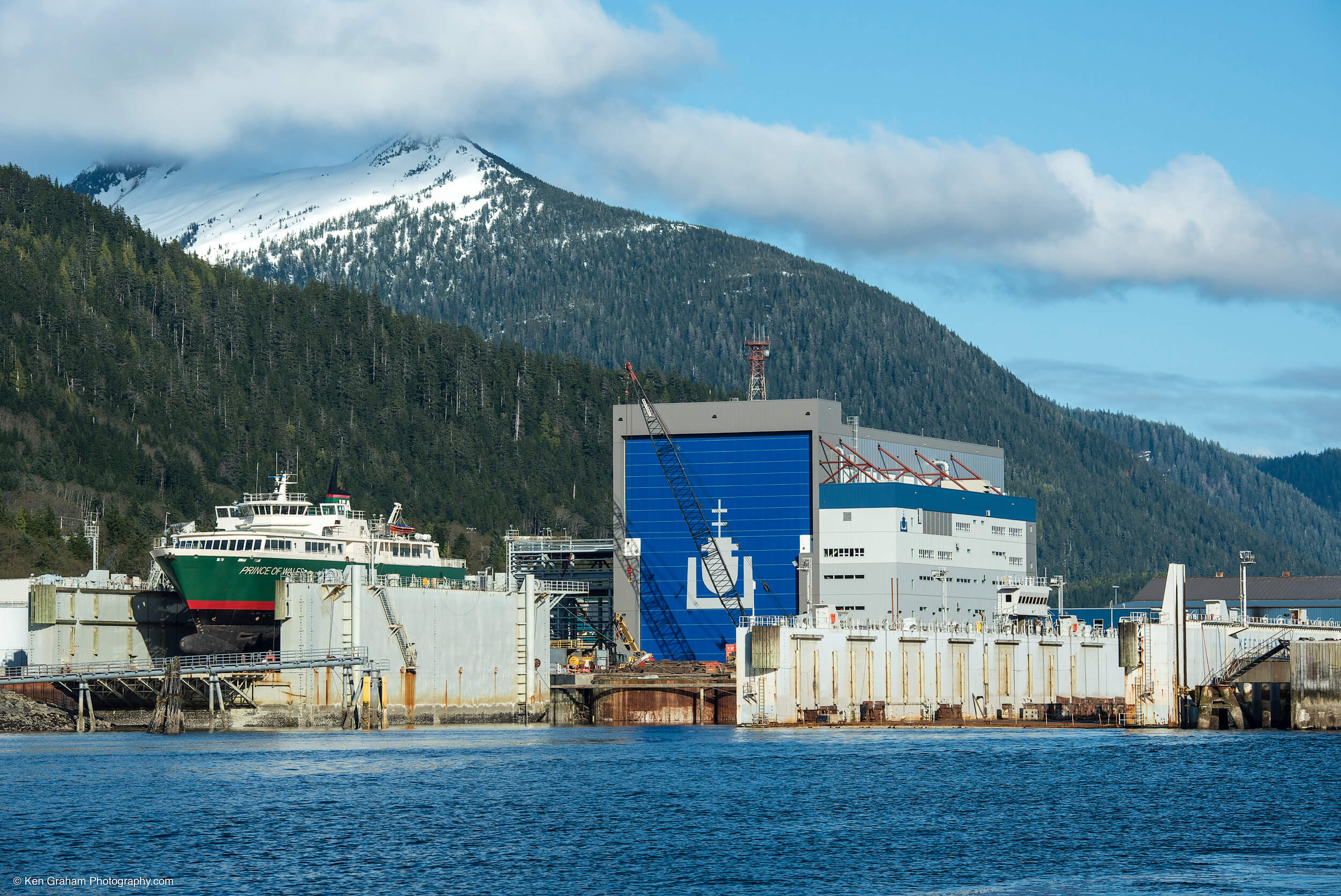 Expand Ketchikan Shipyard