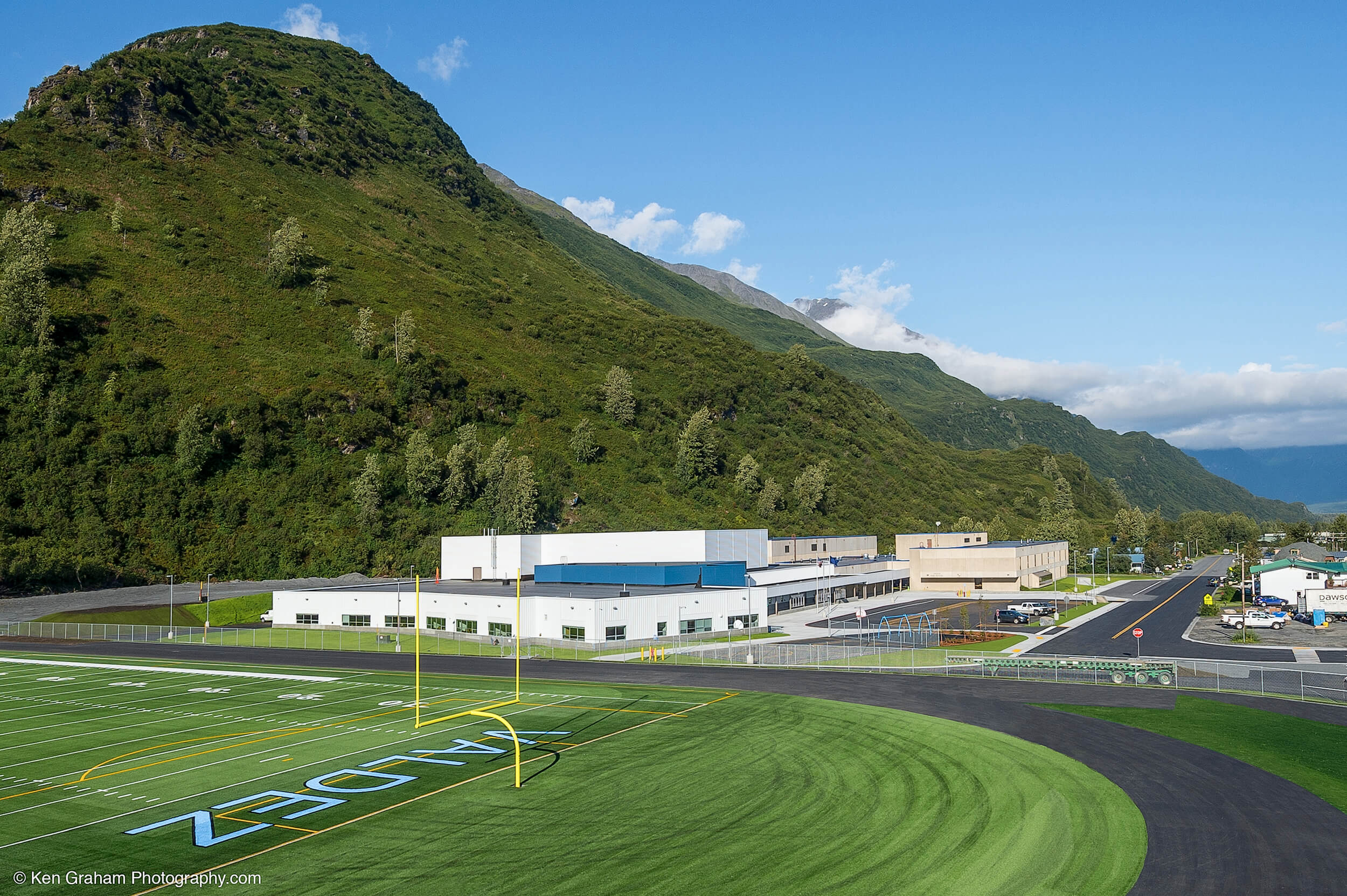 Expand Valdez Middle School Fields