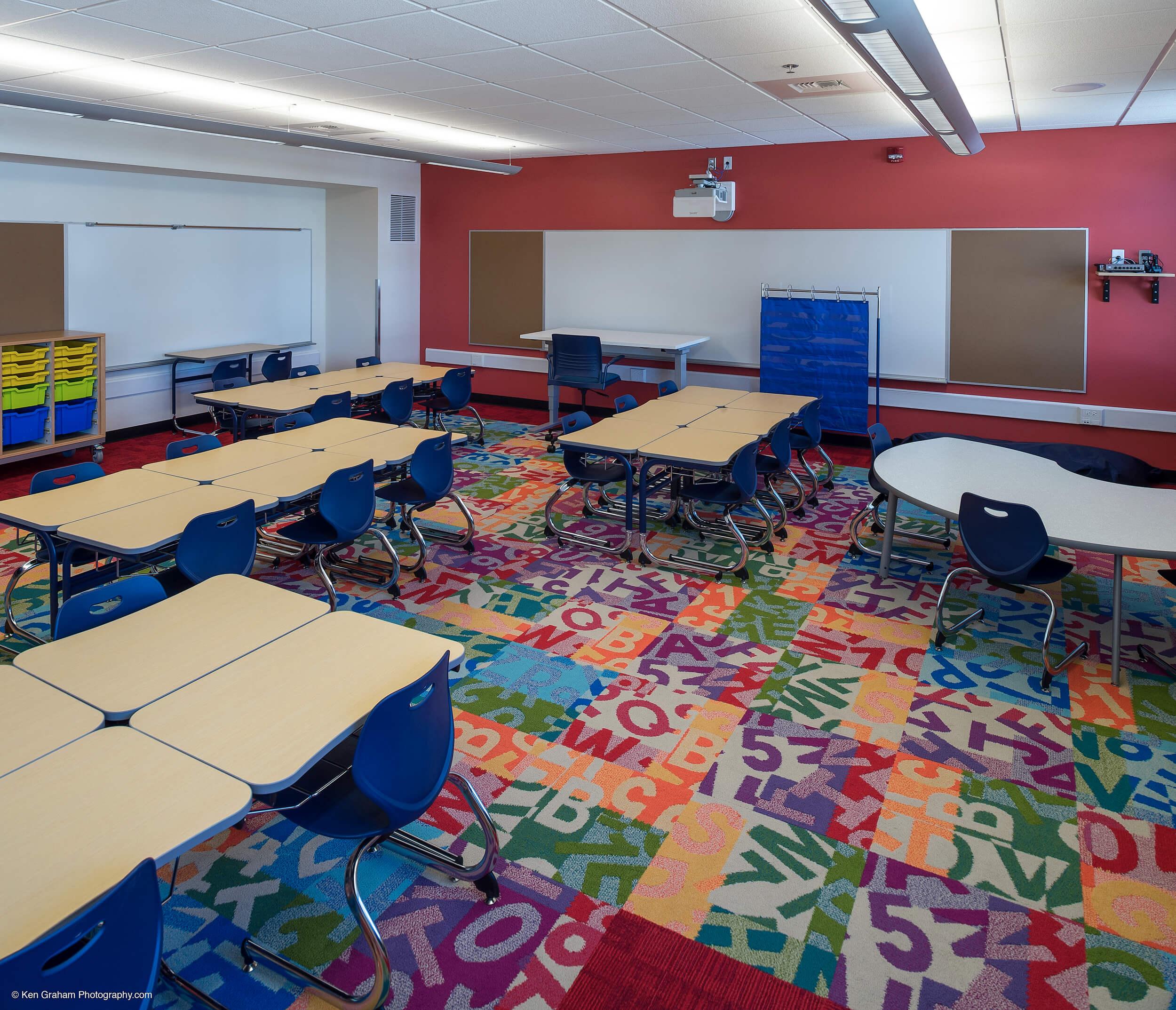 Expand Metlakatla Elementary Room
