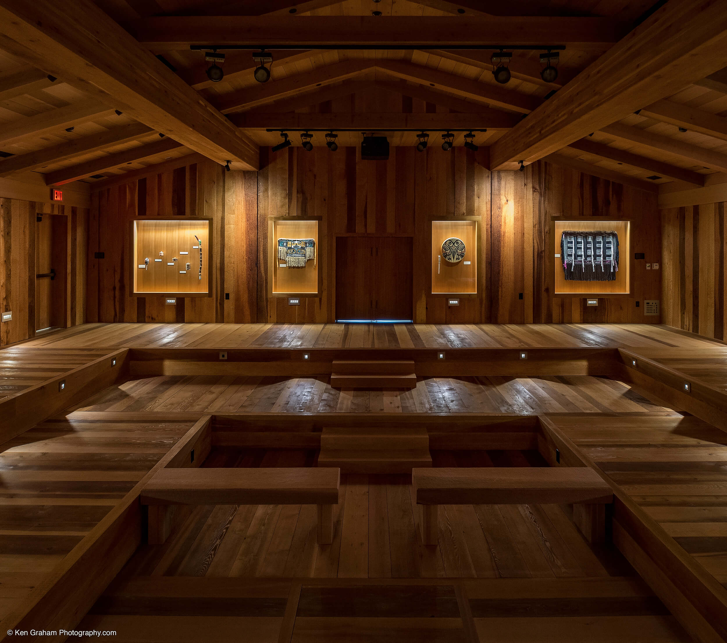 Expand Walter Soboleff Center Interior