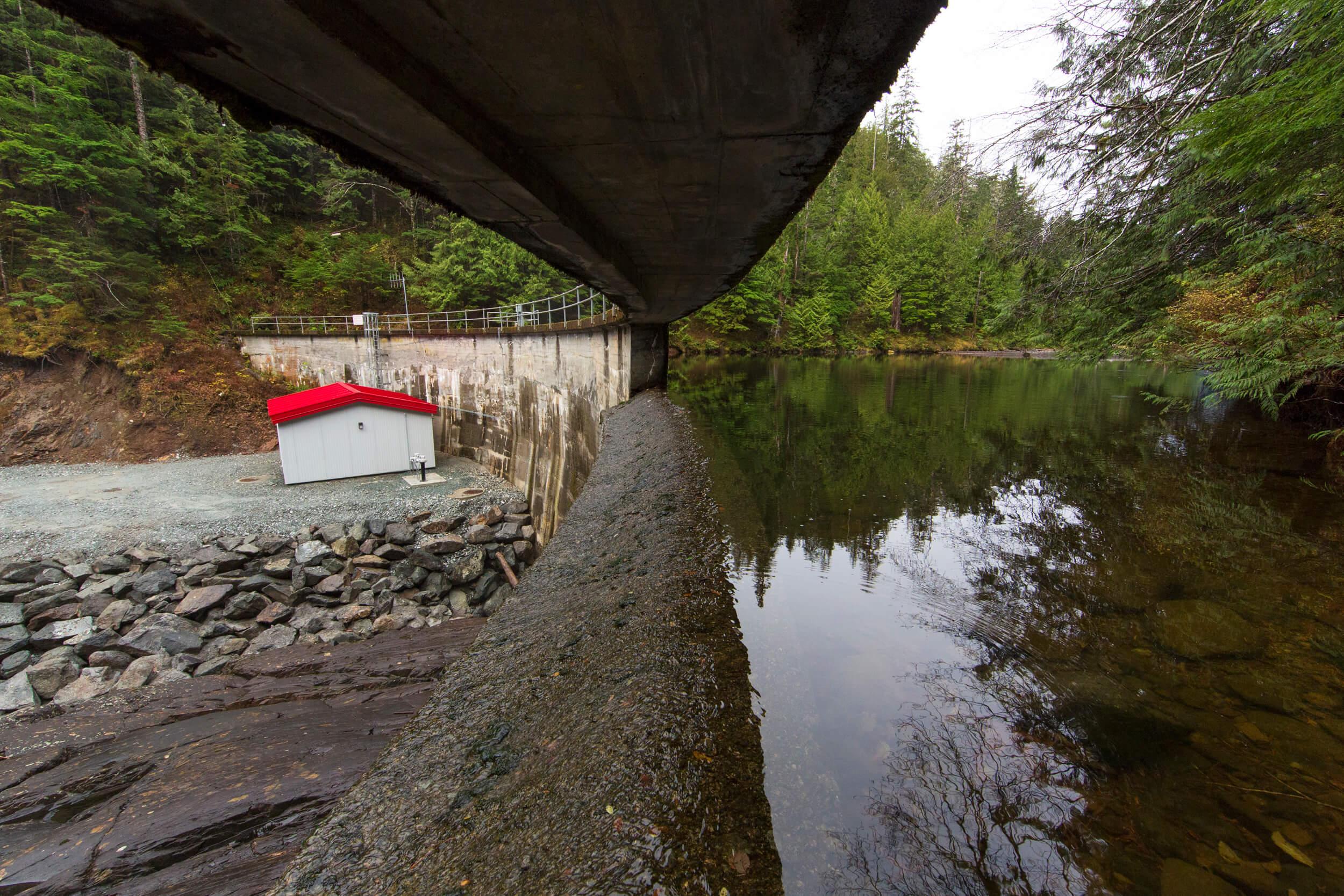 Expand Whitman Lake Hydroelectric