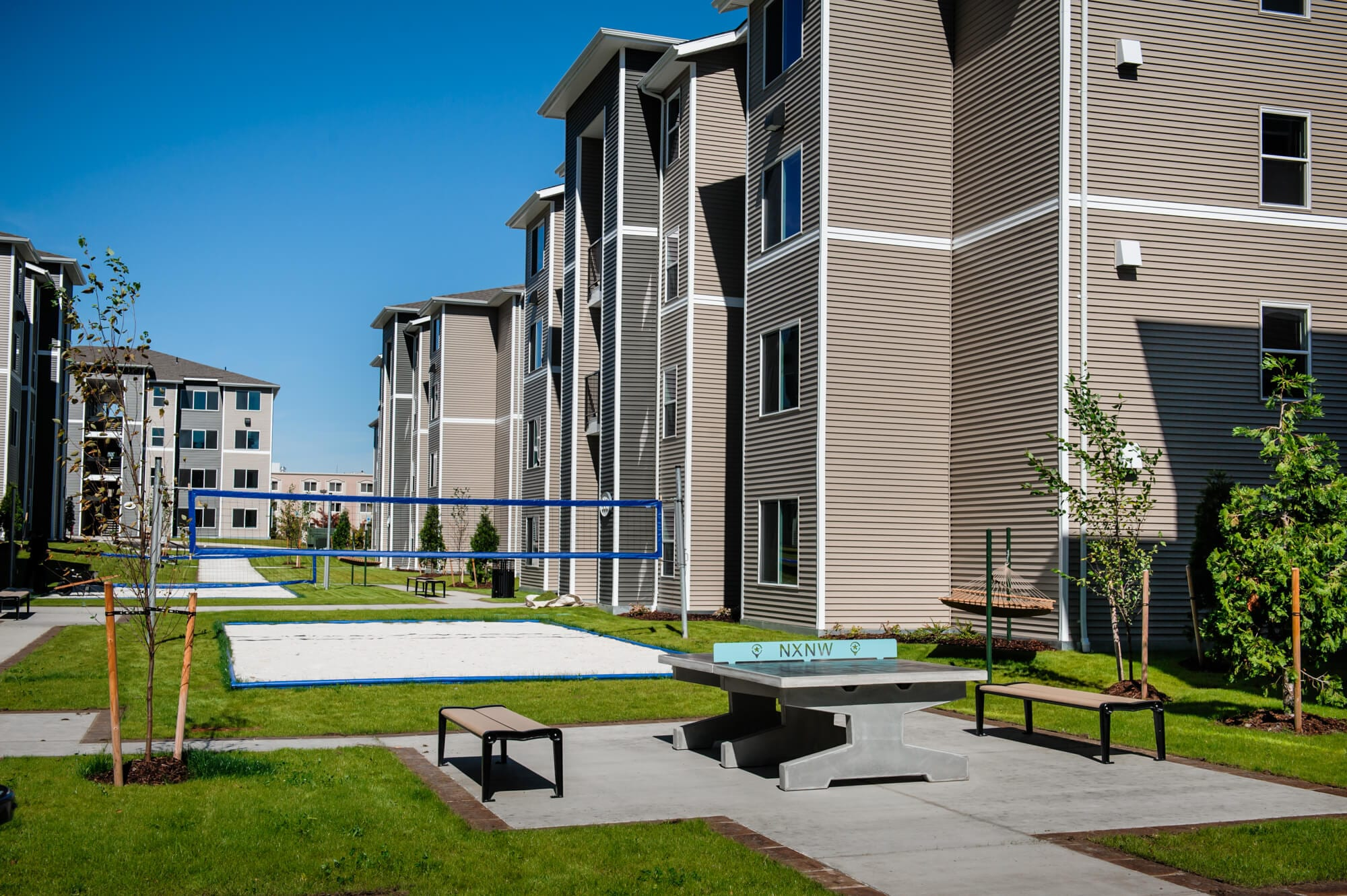 Expand Viking Circle Apartments Exterior Community area