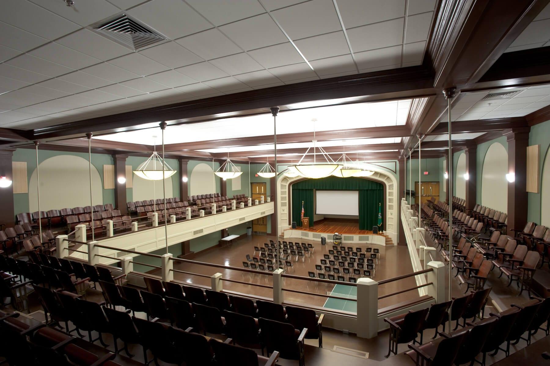 Expand Whatcom Middle School Auditorium