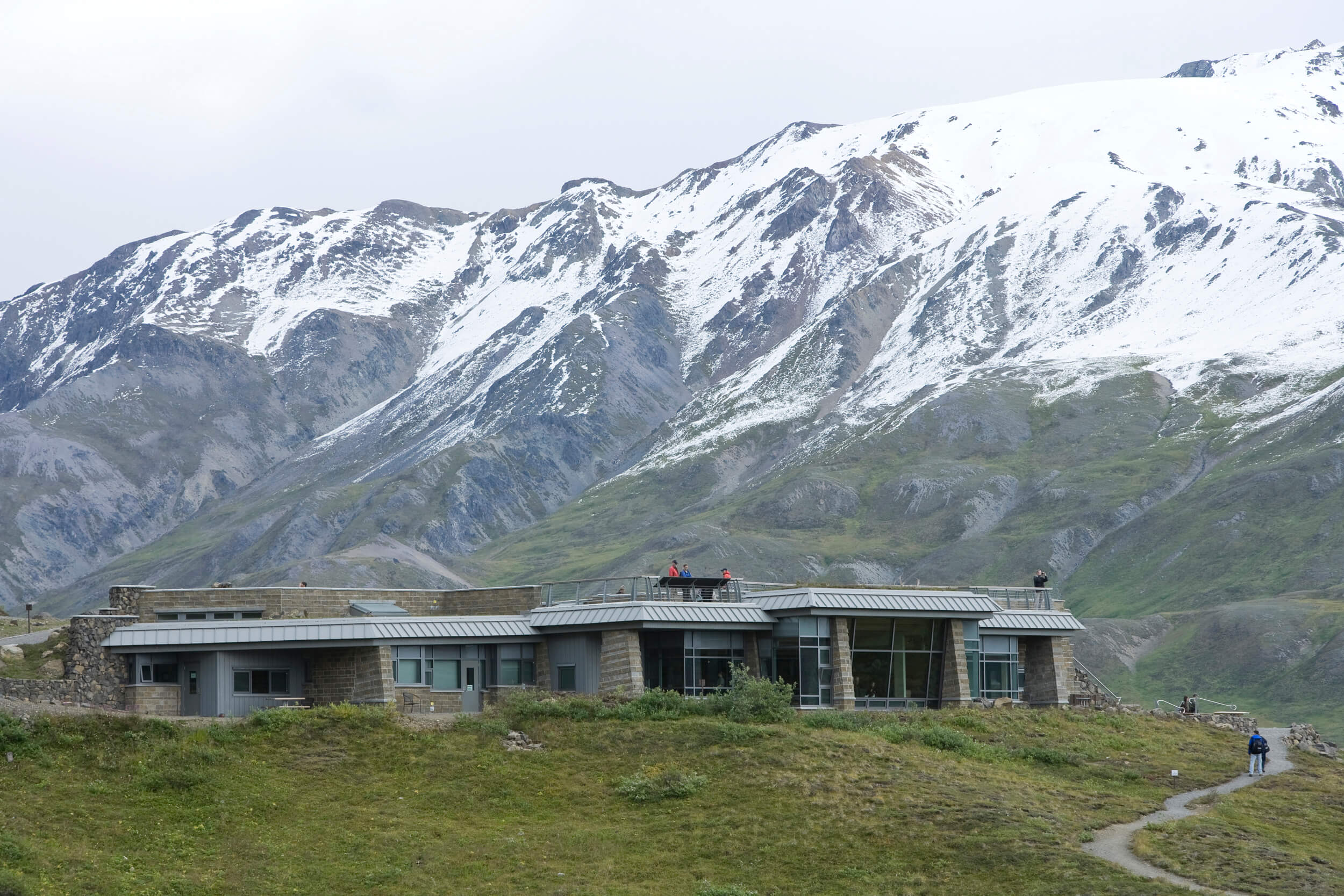 Expand Denali Eielson Visitor Center Exterior