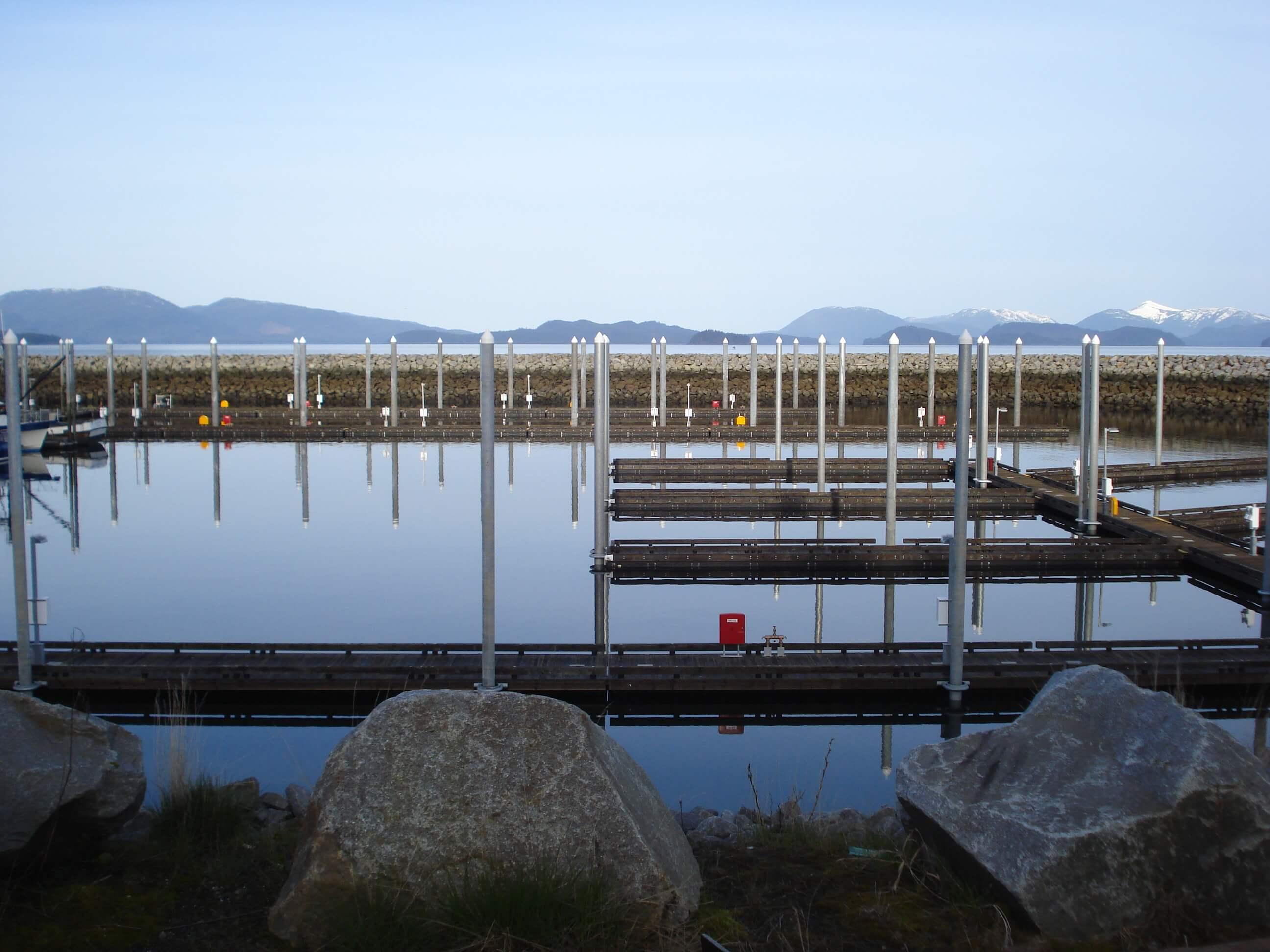 Expand Wrangell Heritage Harbor