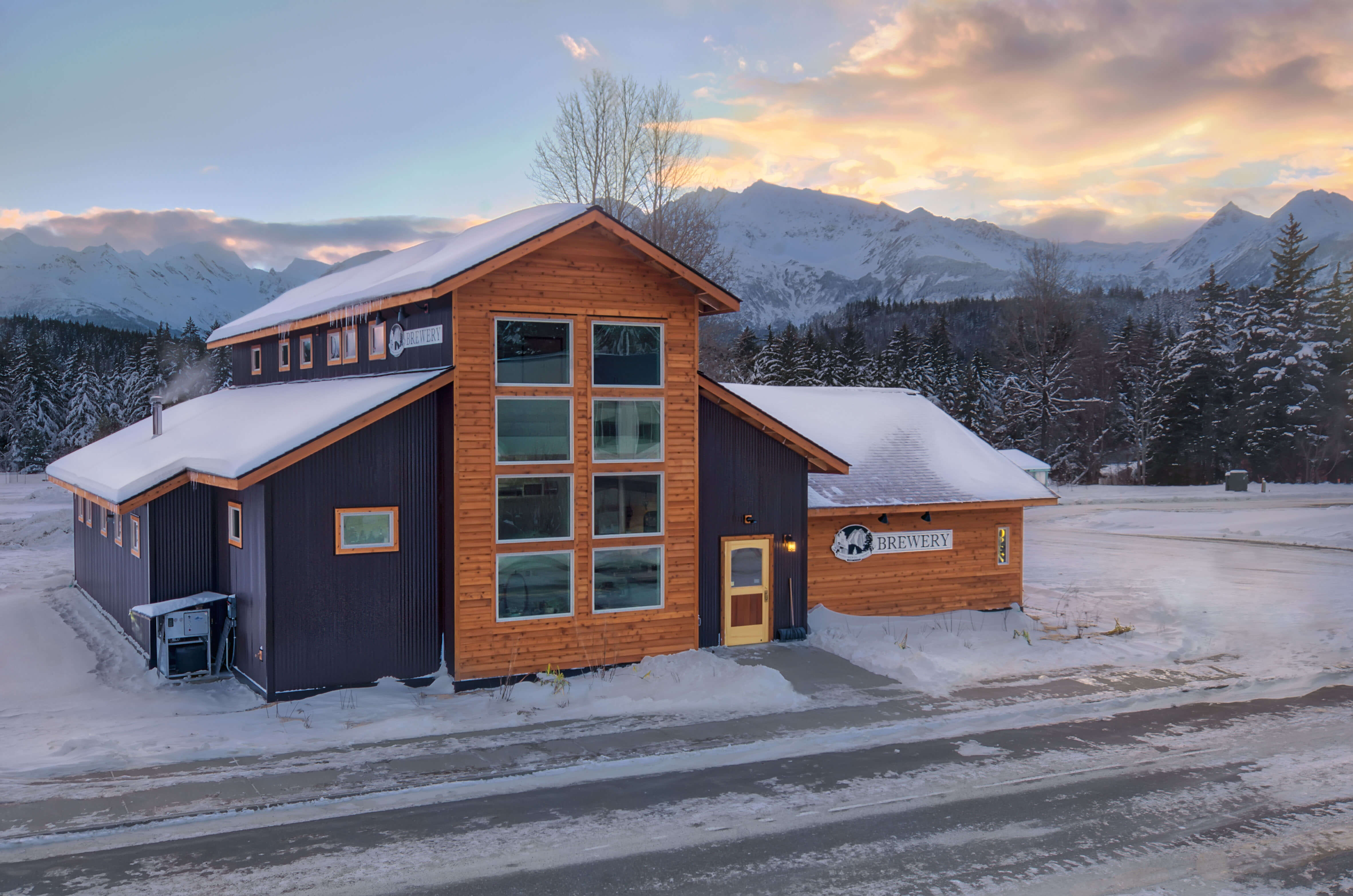 Expand Haines Brewery