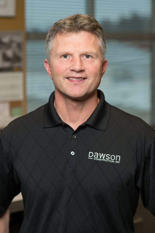 Pete Dawson Portrait