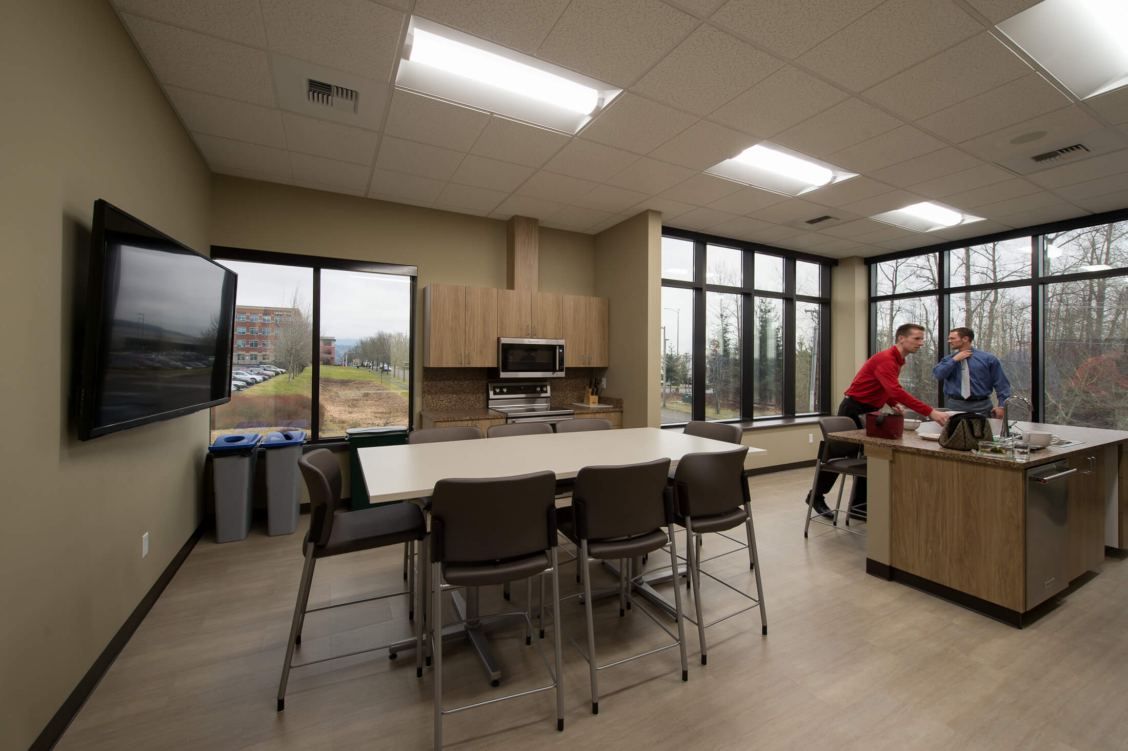 Expand WECU Breakroom