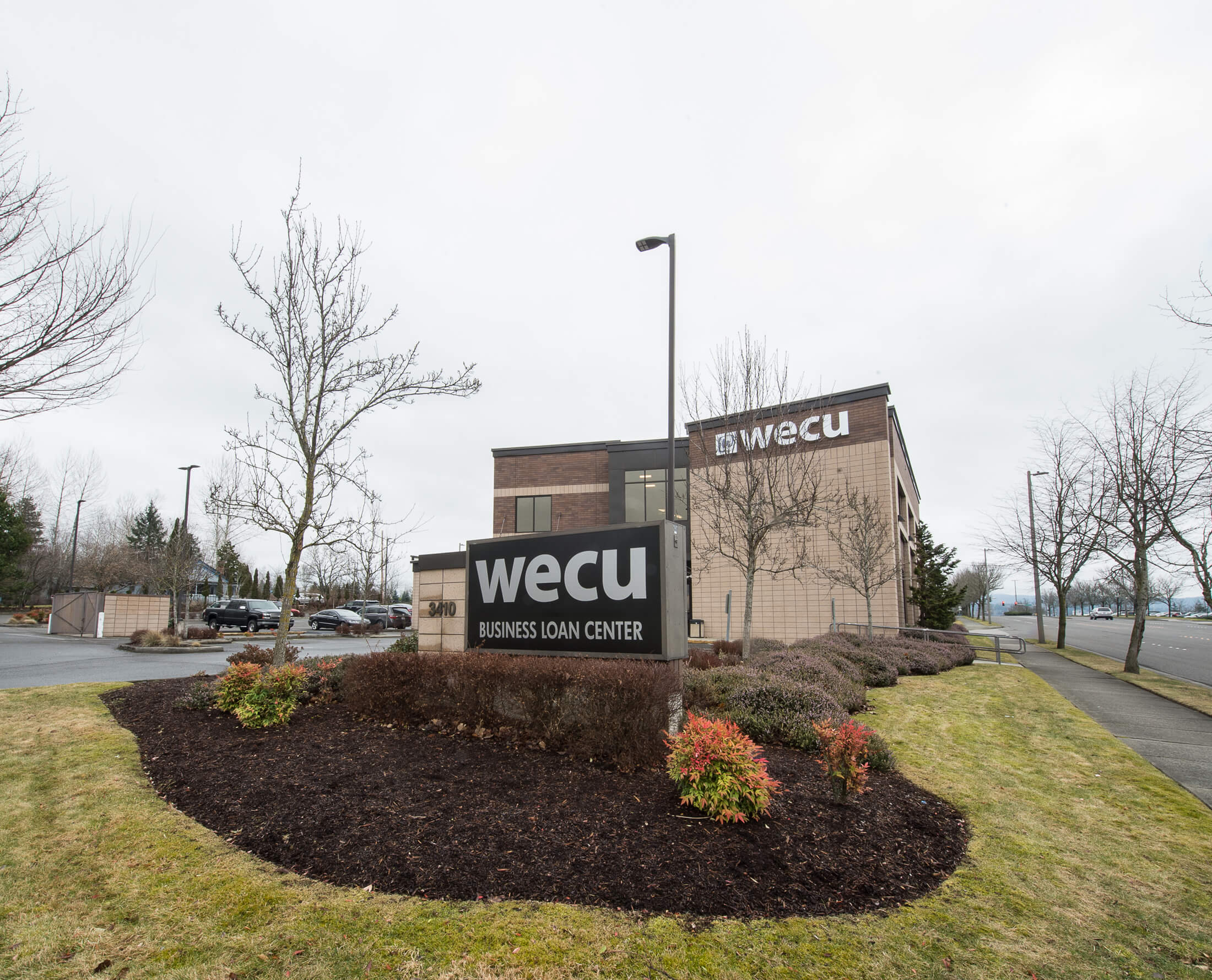 Expand WECU Exterior