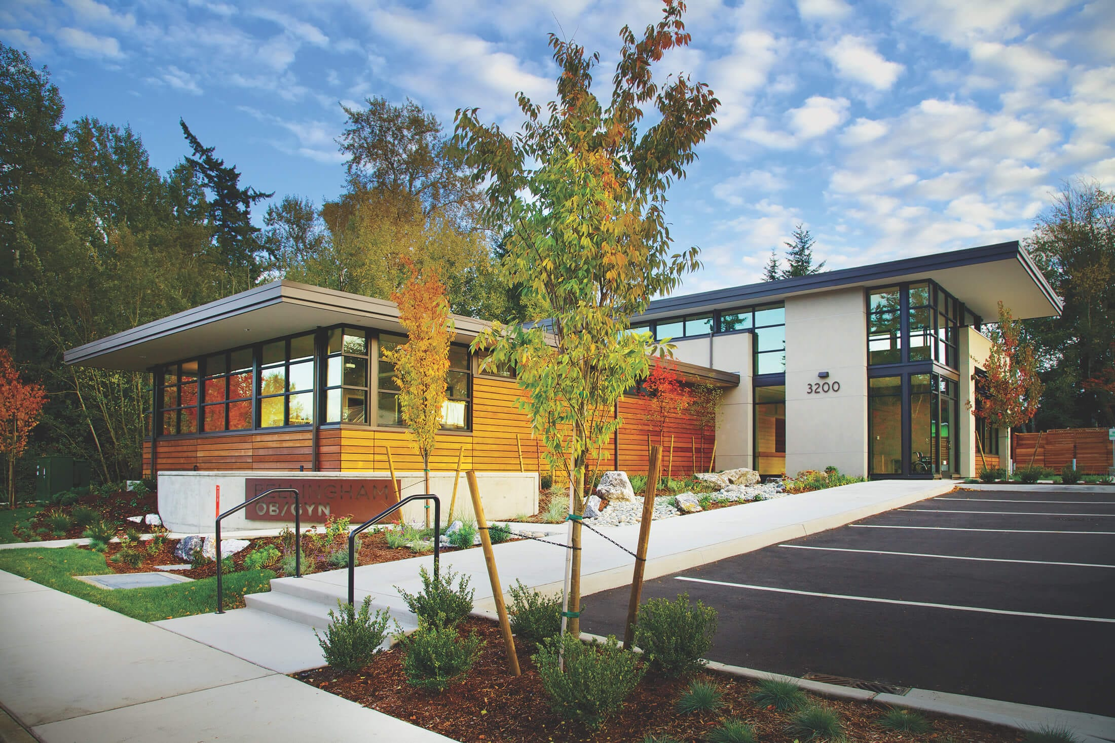 Expand Bellingham OBGYN Exterior