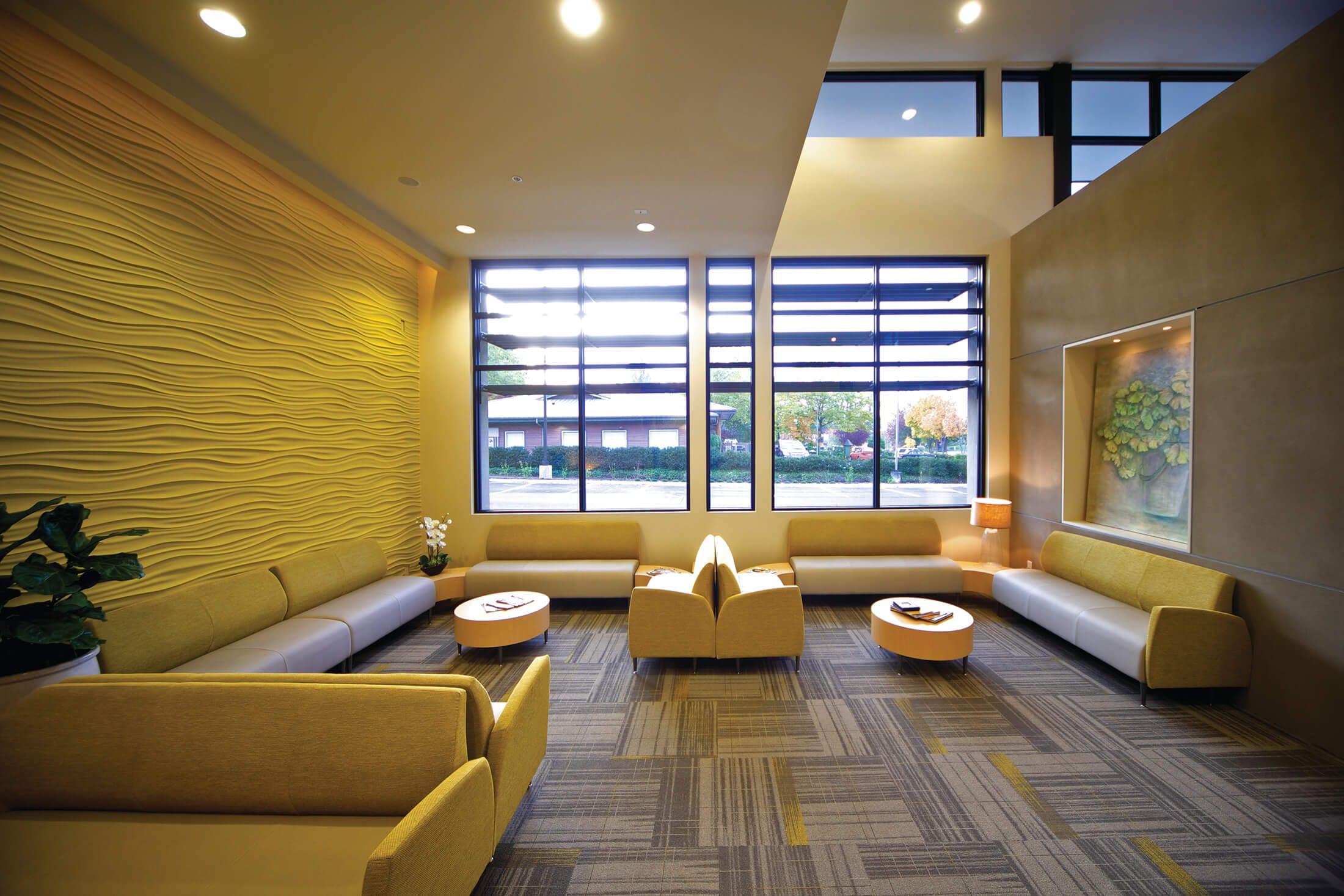 Expand Bellingham OBGYN Lobby