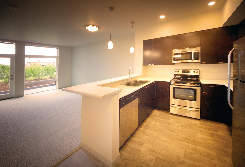 Expand The Cornerstone Kitchen