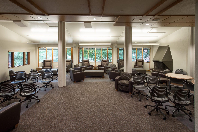 Expand WWU Kappa Residence Hall Interior