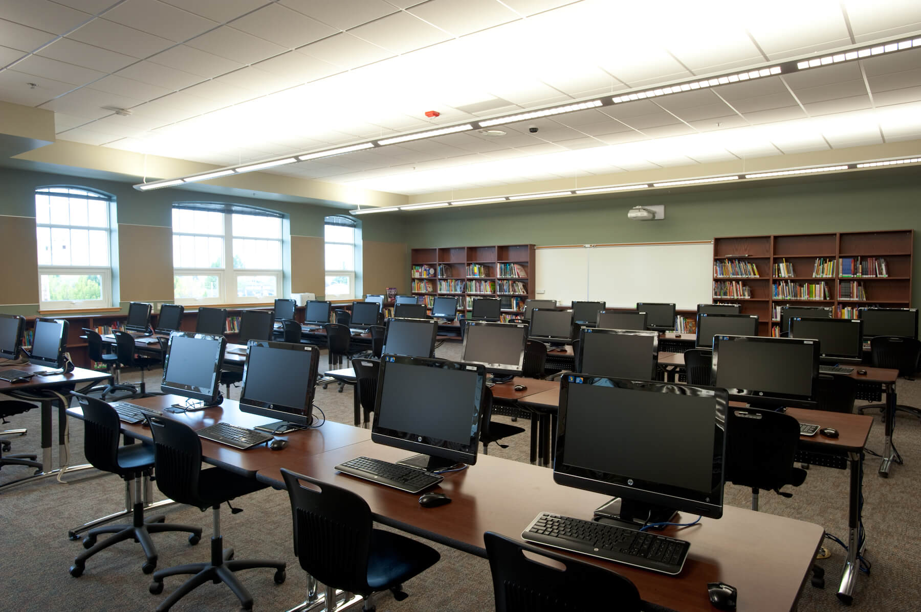 Expand Whatcom Middle School Computer Lab