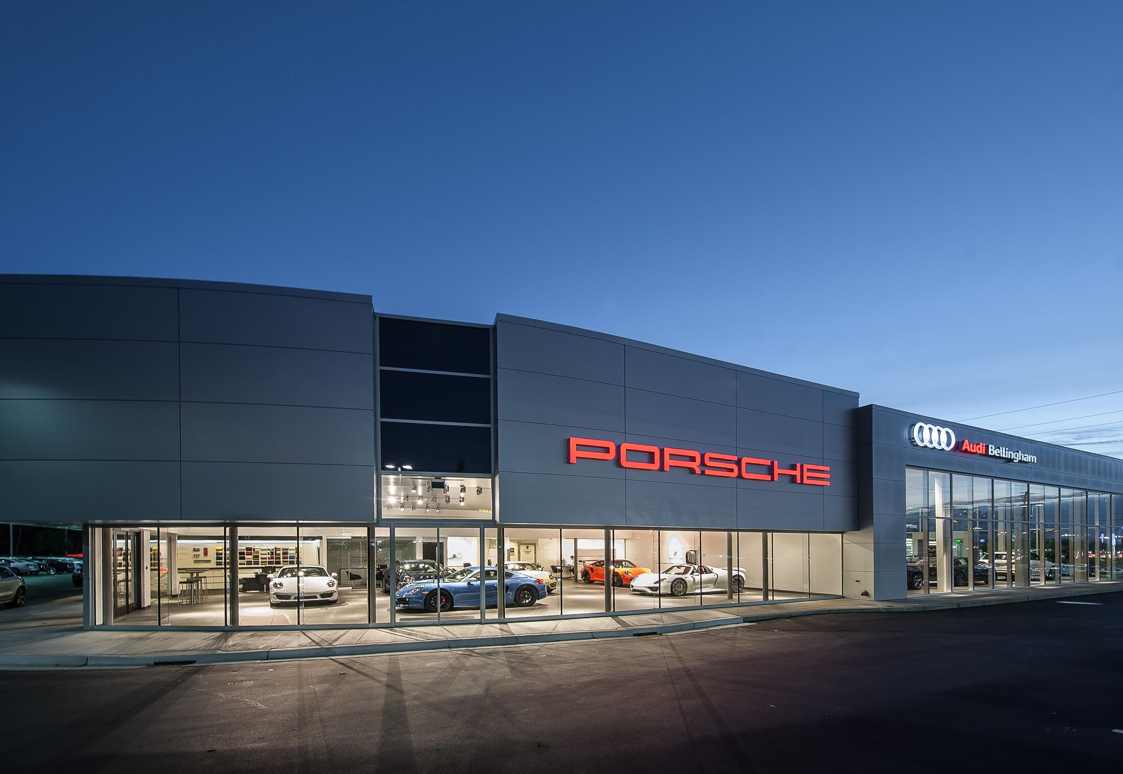 Roger Jobs Motors Expansion Dawson