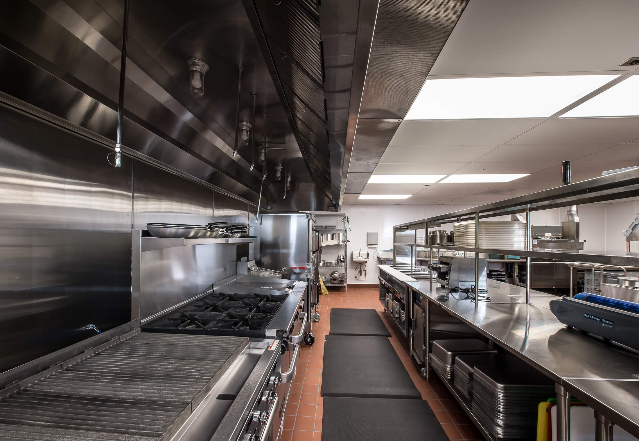 Expand Silverado Care Kitchen
