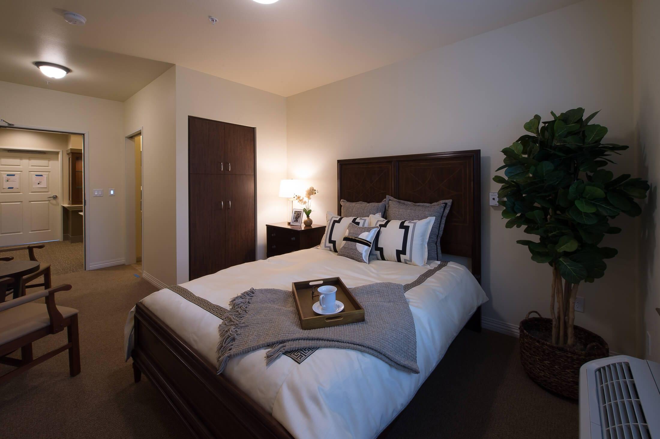 Expand Silverado Care Patient Room