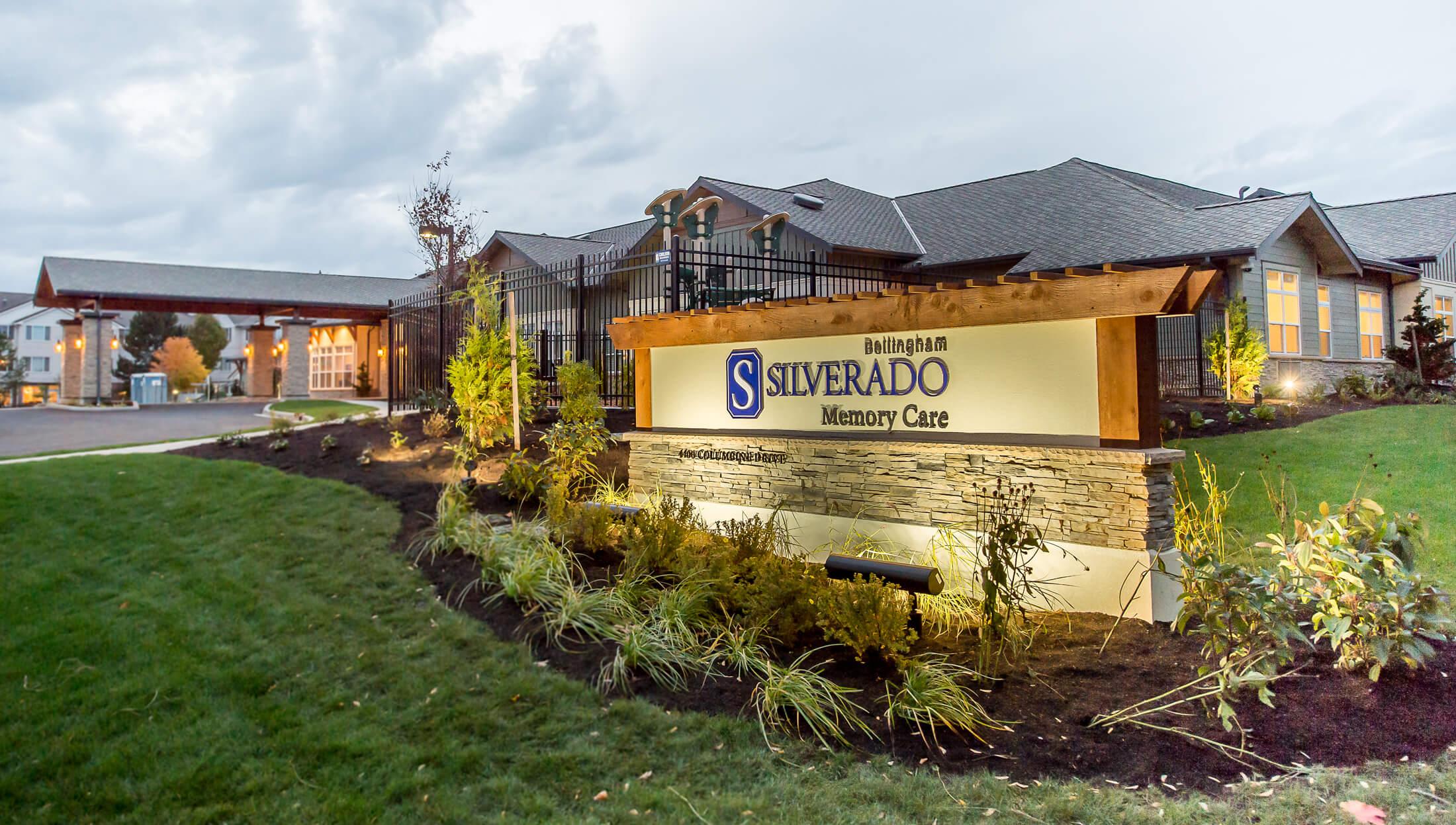 Expand Silverado Care Exterior