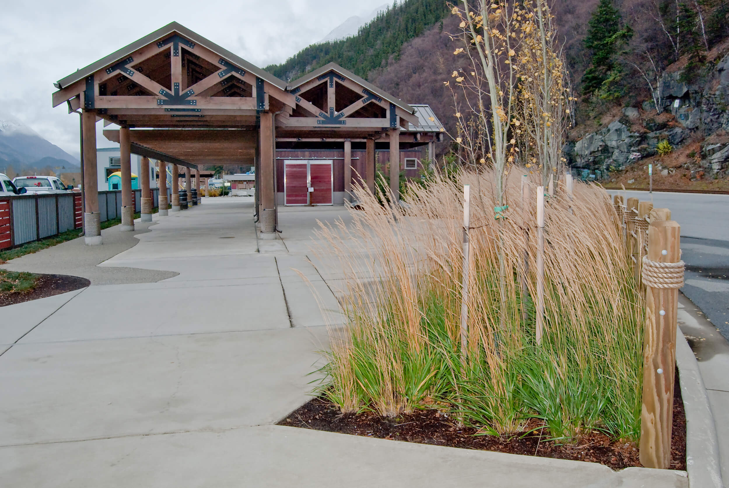 Expand Skagway Seawalk Community Space