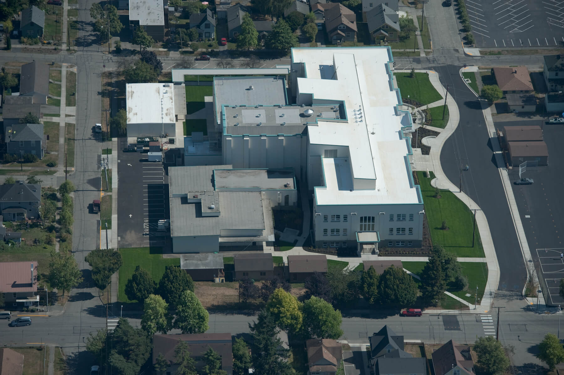 Whatcom Middle School After Project