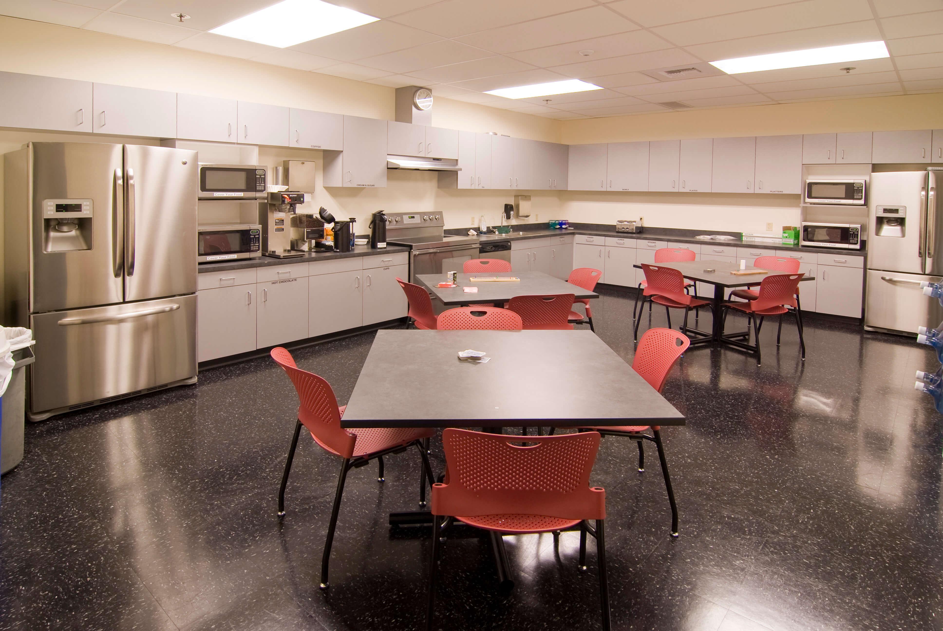 Expand BP Cherry Point Break Room