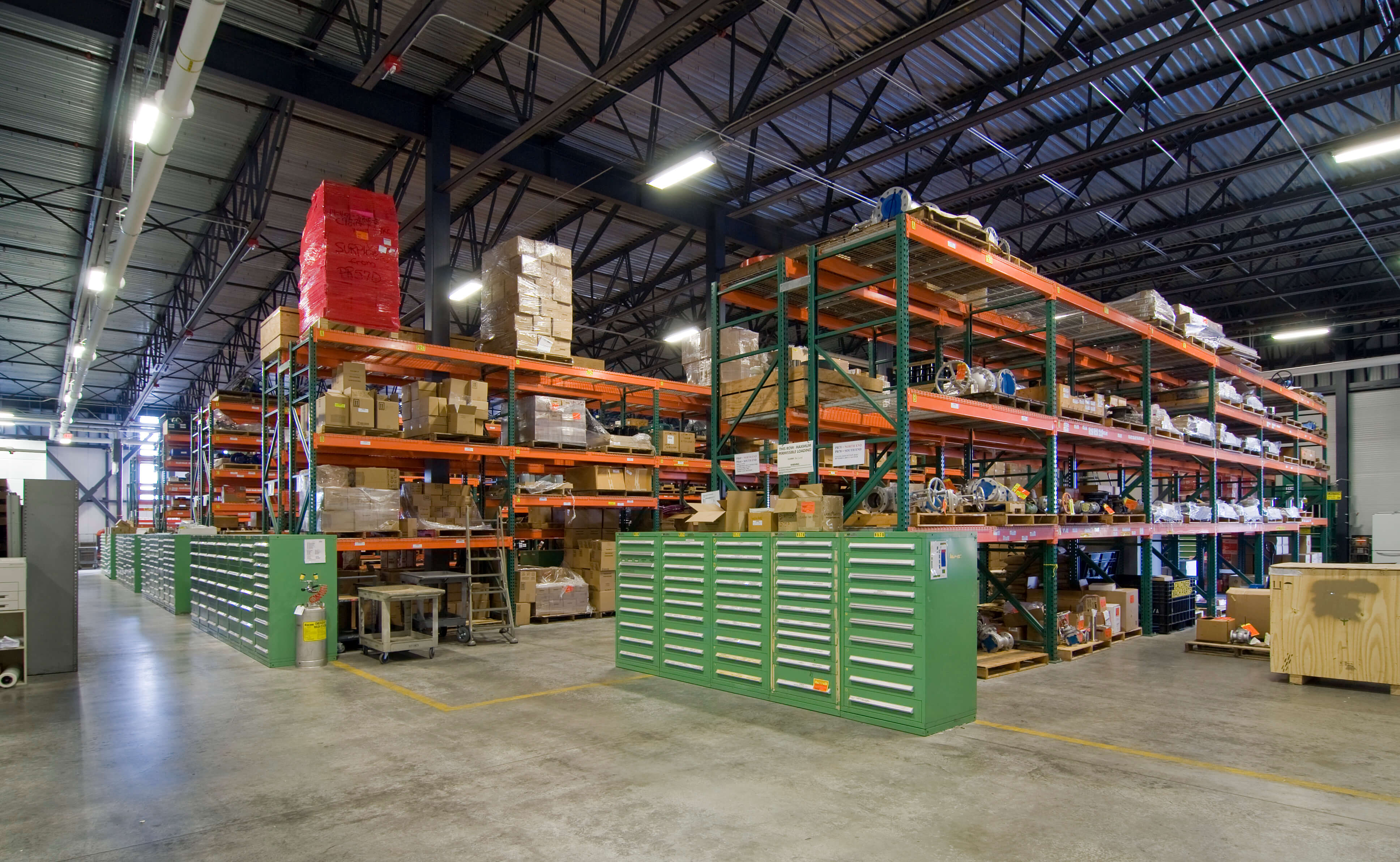 Expand BP Cherry Point Warehouse