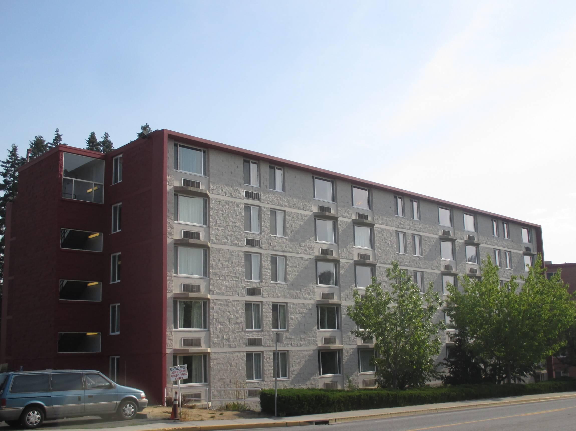 Expand Garden Terrace Apartments building