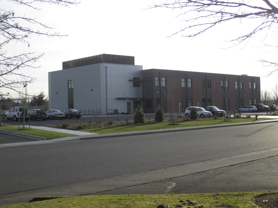 Expand Whatcom Community College Health Professions Building