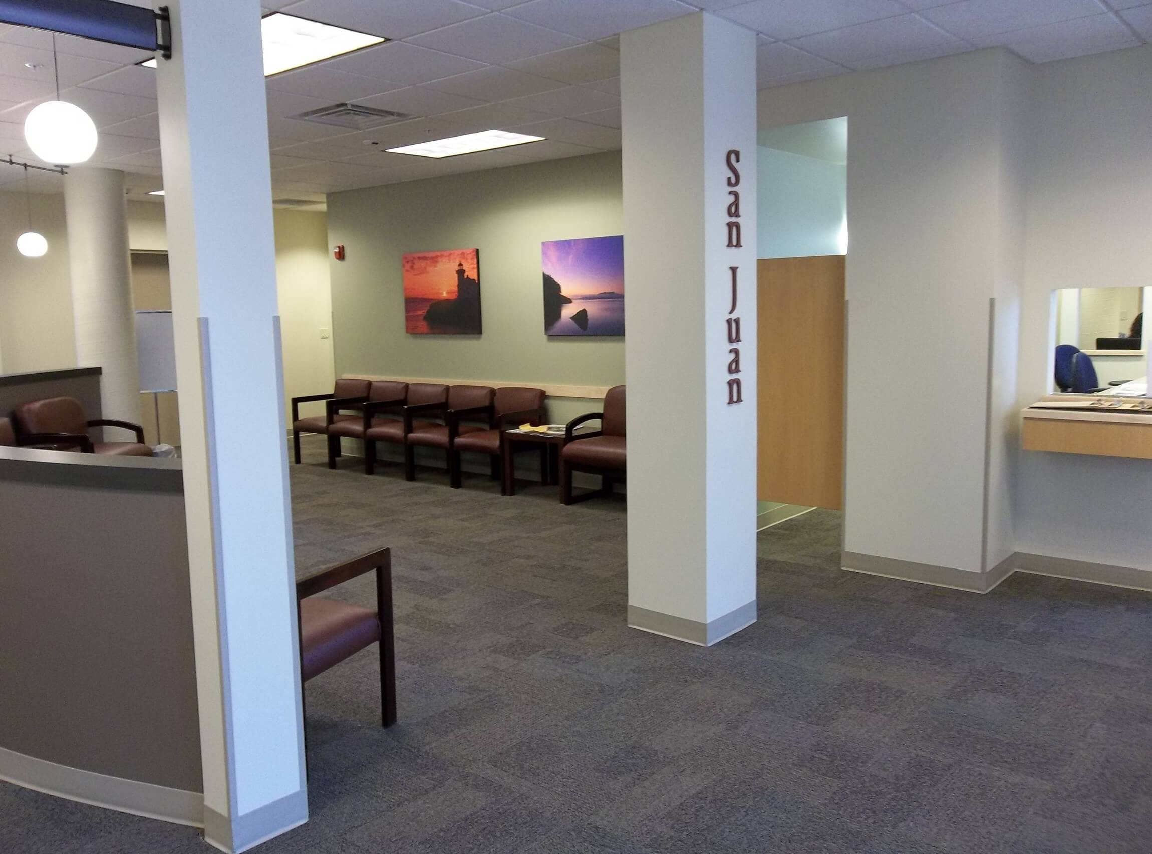 Expand Inside Interfaith Community Health Center Clinic Expansion